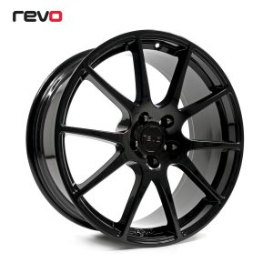 RV019 - ET45 5 x 108 Brillante Negro (63.4mm CB)